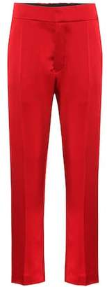 Haider Ackermann Satin trousers