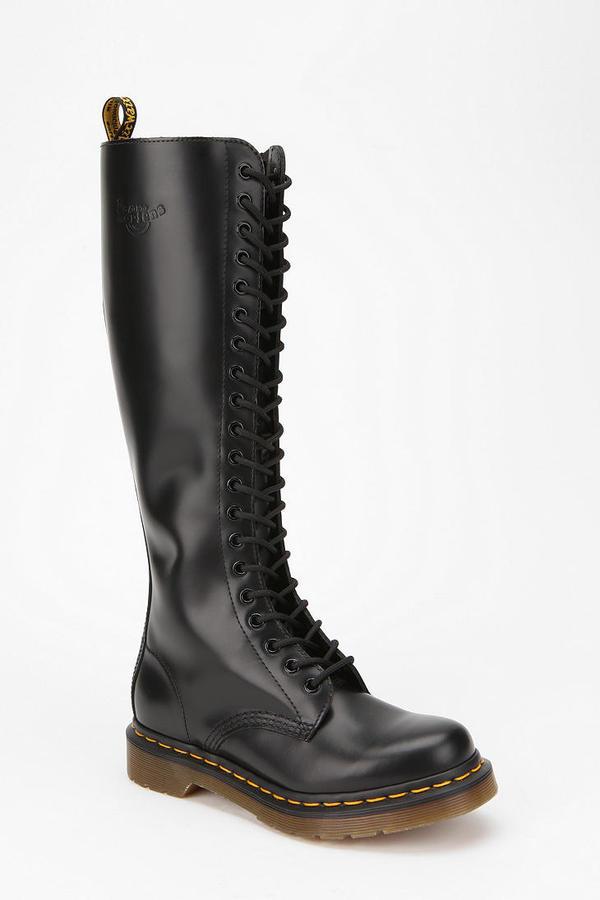 Dr. Martens 20-Eye Tall Boot