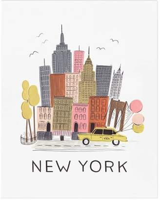 Pottery Barn NYC by Rifle Paper Co.