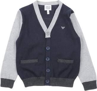 Armani Junior Cardigans