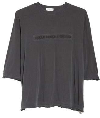 Drifter Eshu Oversize T-Shirt