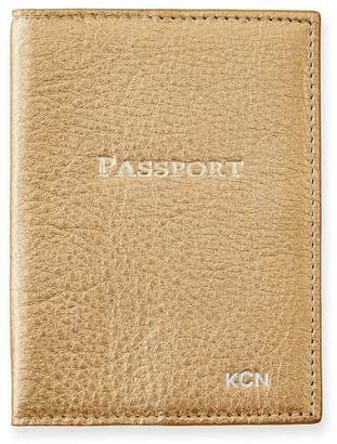 Mark And Graham Leather Passport Case