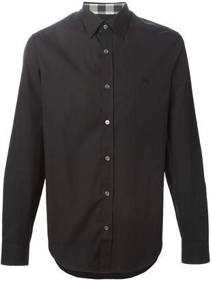 Burberry classic shirt $169.92 thestylecure.com