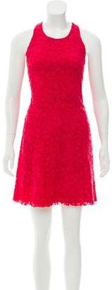 Thakoon Sleeveless Lace Dress