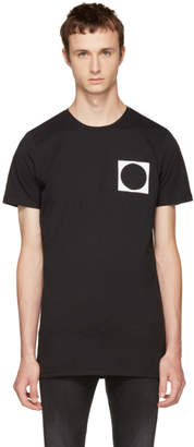Diesel Black Gold Black Circle T-Shirt