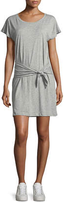 Joie Alyra Self-Tie Mini Dress