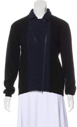 3.1 Phillip Lim Zip-Up Wool Jacket