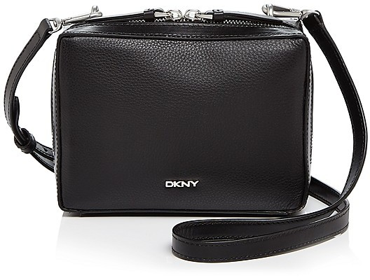 DKNYDKNY Soft Pebble Mini Box Shoulder Bag