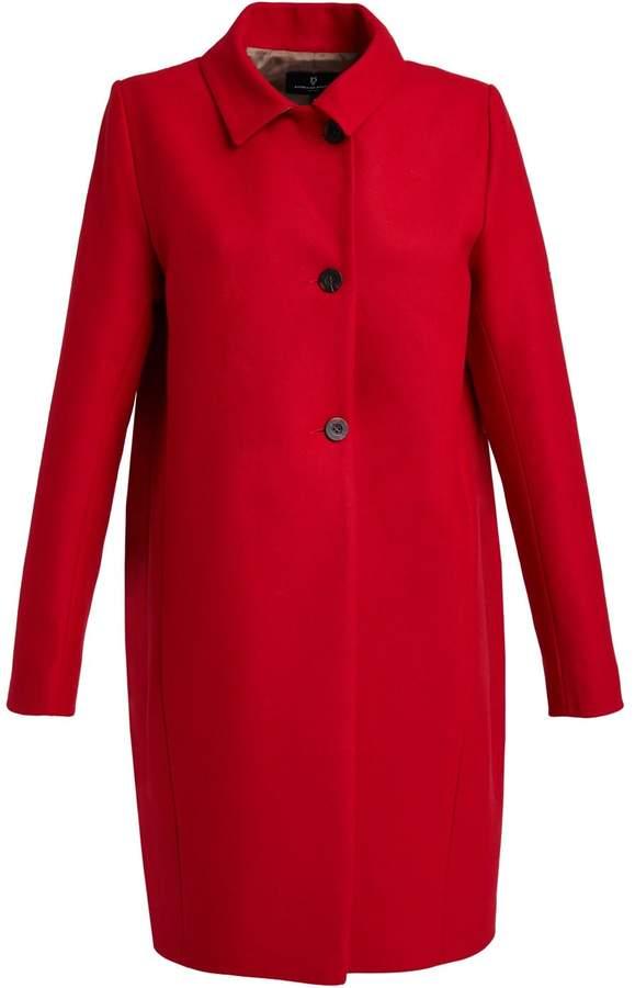 Katherine Hooker - Jackson Coat In Red