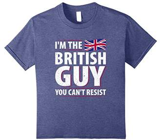 I'm the British Guy You Can't Resist T-shirt