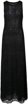 Giambattista Valli long knitted dress