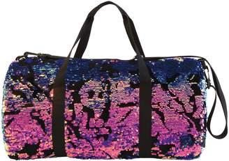 Fashion Angels Magic Sequin & Velvet Duffel Bag