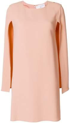 Elisabetta Franchi slit sleeves dress