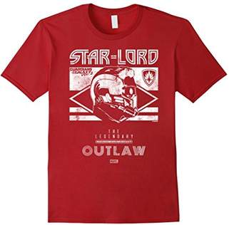 Marvel Star-Lord Guardians of Galaxy 2 Legend Graphic Shirt