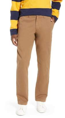 274f08feba 1901 Fremont Flat Front Slim Fit Stretch Chino Pants