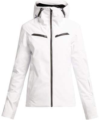 Peak Performance Lanzo Technical Ski Jacket - Womens - White