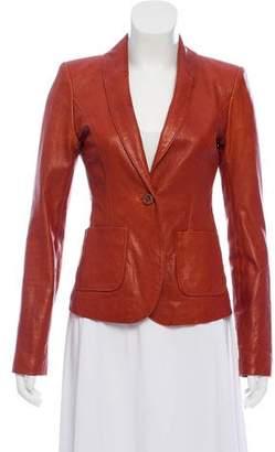 Rachel Zoe Casual Leather Jacket