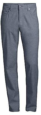 Bugatti Men's Five-Pocket Stretch-Cotton Pants