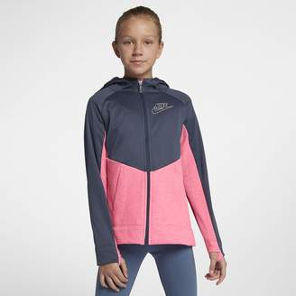 Nike Sportswear My Big Kids (Girls) Hoodie