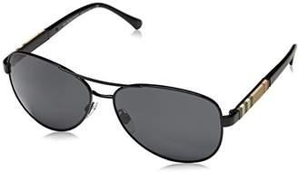 Burberry Women's 0BE3080 10038G Sunglasses