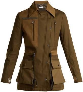 Altuzarra Chet quilted-cotton coat