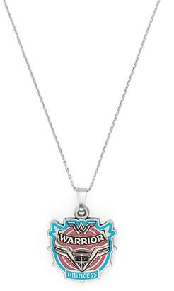 Alex and Ani Wonder Woman Warrior Princess Pendant Necklace