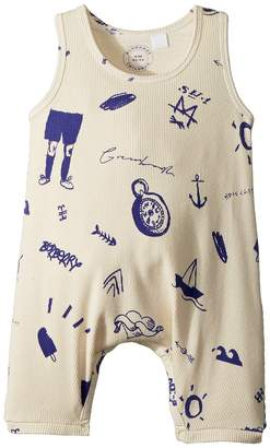 Burberry Maemae ACIIK Overall Kid's Overalls One Piece