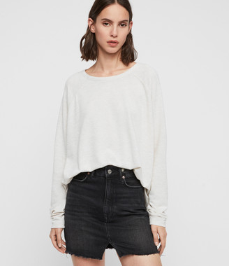 AllSaints Milly Brushed T-Shirt