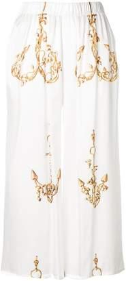 Natasha Zinko printed culottes