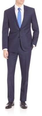 Polo Ralph LaurenPurple Label Classic-Fit Worsted Glenplaid Suit