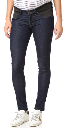 Citizens of Humanity Avedon Skinny Sculpt Maternity Jeans $208 thestylecure.com