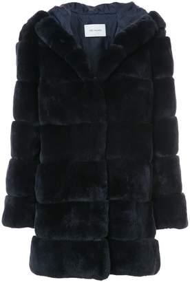 Yves Salomon Rex midi coat