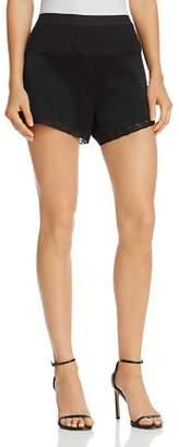 Alexander Wang Lace-Trimmed Shorts