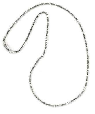 Samuel B Jewelry Sterling Silver Chain Necklace