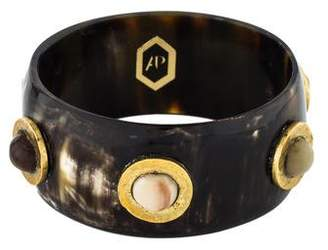 Ashley Pittman Horn Station Bangle
