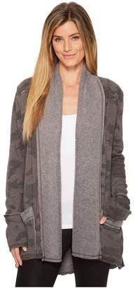 Hard Tail Slouchy Cardigan Women's Sweater