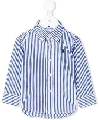 Ralph Lauren Kids striped buttondown shirt