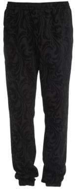 Versace Cotton Track Pants