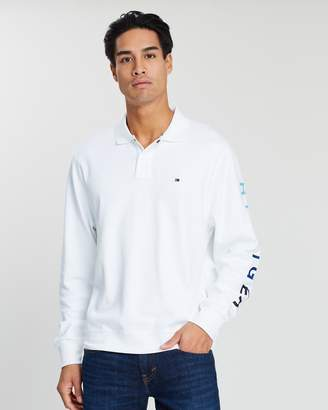 Tommy Hilfiger Long Sleeve Regular Polo
