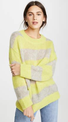 Closed Striped Sweater