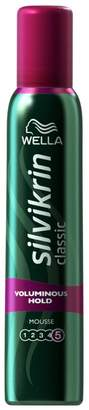 Silvikrin classic volume hold mousse 200 ml
