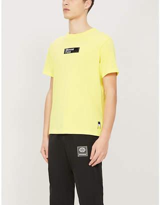 Moncler GENIUS 7 Fragment cotton-jersey T-shirt