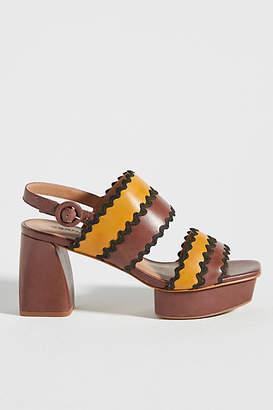 Bernardo Remi Platform Sandals