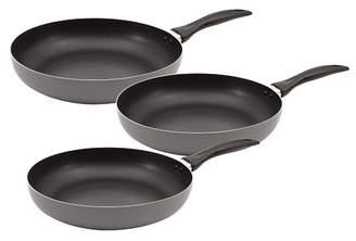 3 Piece Aluminium Fry Pan Set
