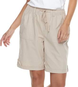 Gloria Vanderbilt Women's Jamy Drawstring Shorts