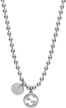 Gucci Boule Charm Necklace