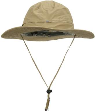 9a38e1de943 BeFur Unisex Summer Outdoor Fishing Bucket Boonie Hat UV Protection Sun Cap  Wide Brim for Men