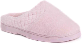 Muk Luks Quilted Clog Slipper - Women's