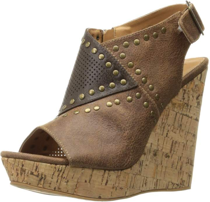 Not Rated Women's Sinni Wedge Sandal
