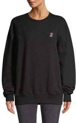 Public School WNL Emblem Crewneck Sweater